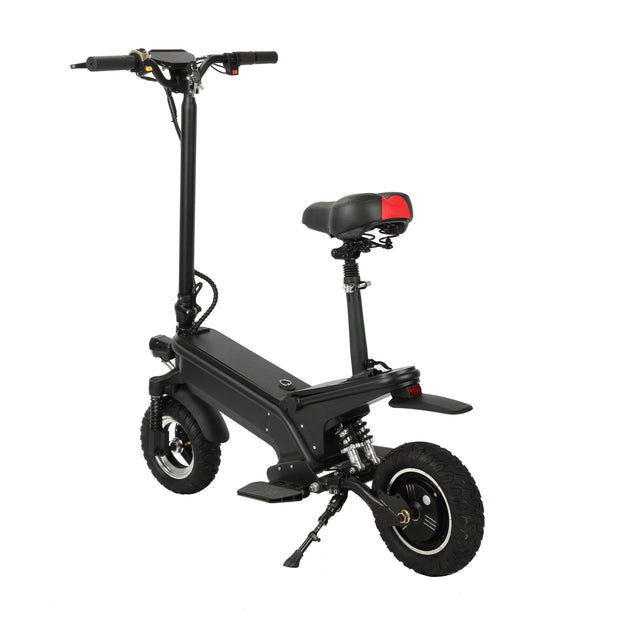 Dece-S6 -500W 48V Cool Folding Electric Scooter