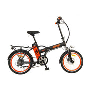 Green Bike Electric Motion Alpha Speed 36V 250W