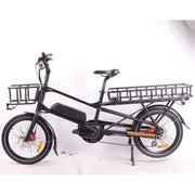 GreenBike Electric Motion Cargo Bike 48V 500W