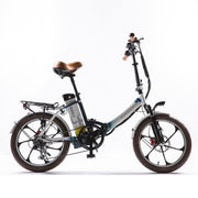 Green Bike City Premium 2020 Foldable Electric Bike