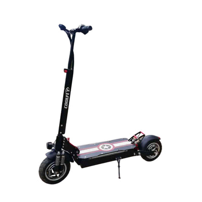 CoolFly-D10-2600w 52v- Dual Motor Folding Electric Scooter