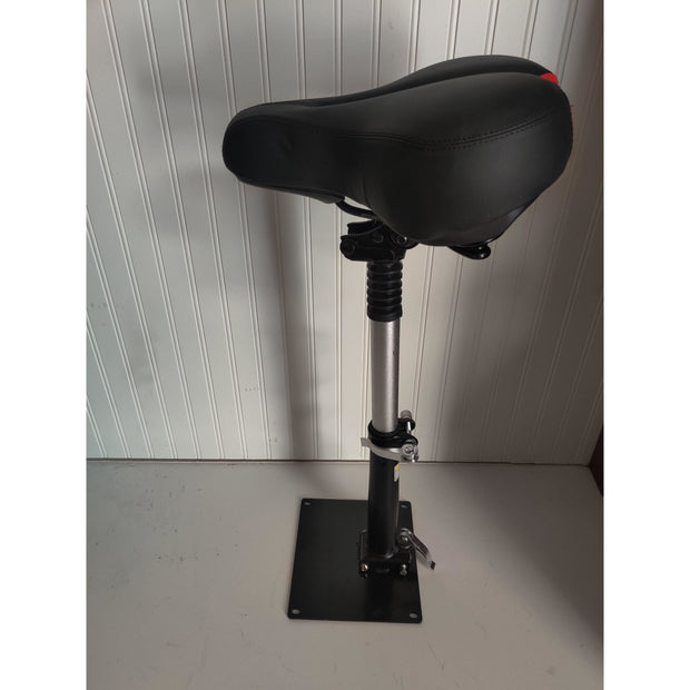 CoolFly Scooter Seat-Chushioned Seat with Seat Post