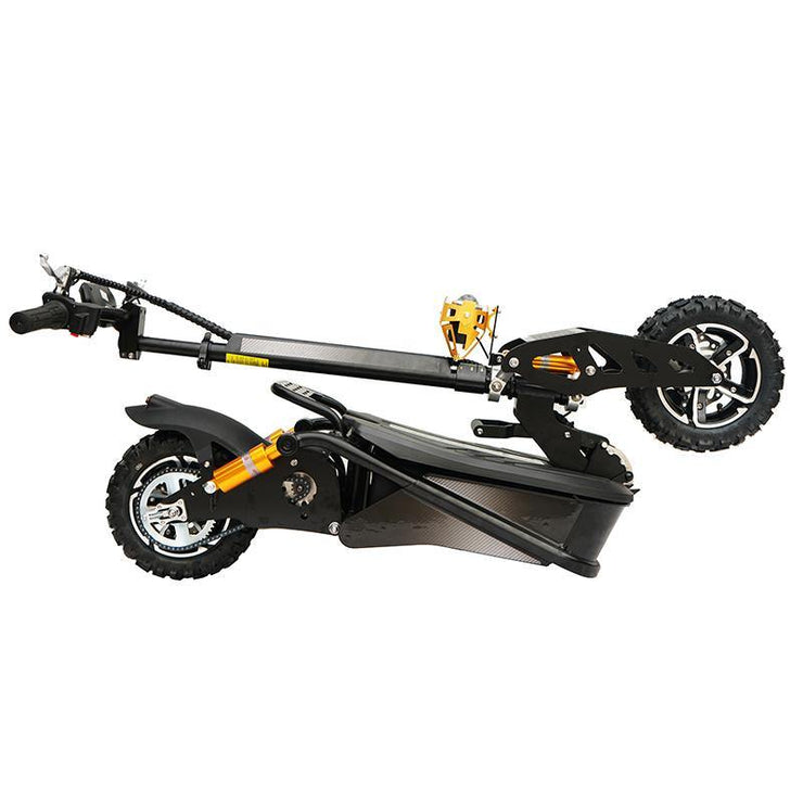 Dece-DES10 -1600W 48V Folding Electric Scooter