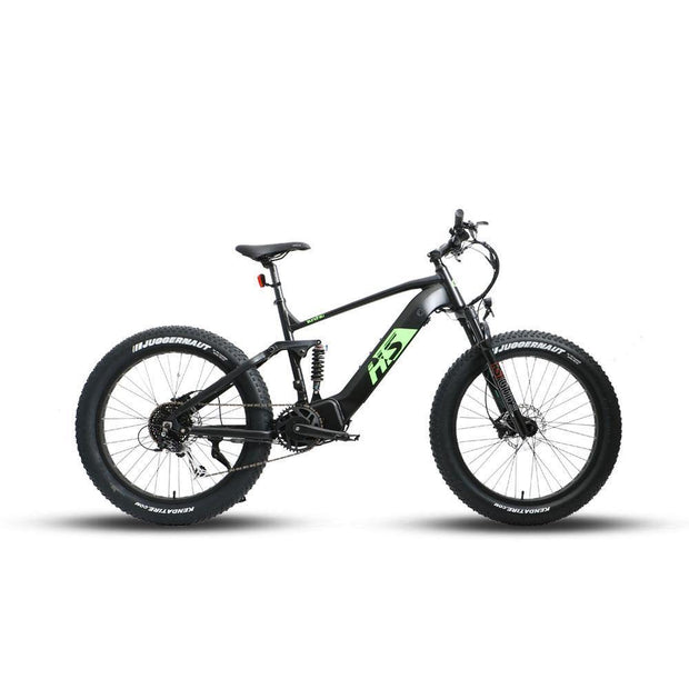 Eunorau - FAT HS Fat tire 1000W E-Bike Electric Bike