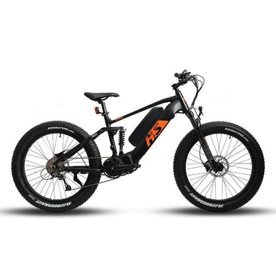 Eunorau - FAT HS Fat tire 1000W E-Bike Electric Bike - Best Electric City Rides