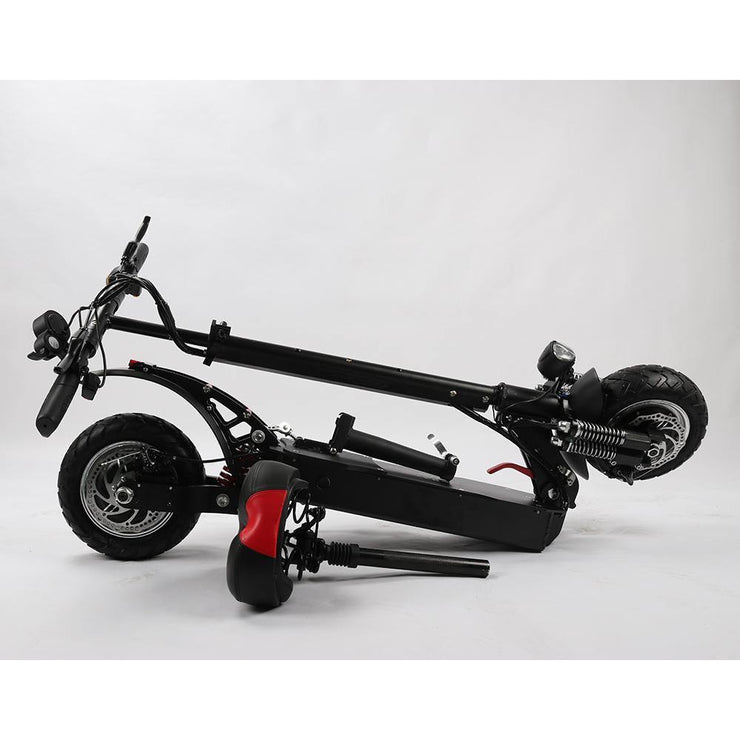 Dece-S13-2400W 52V - Dual Motor-Folding Electric Scooter
