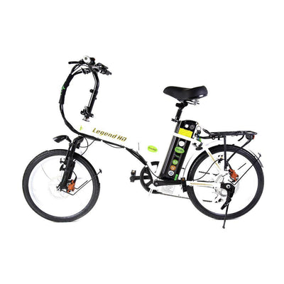Green Bike Electric Motion LEGEND HD 48V 350W