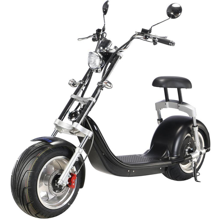 MOTOTEC - Knockout 60v 2500w Lithium Electric Scooter