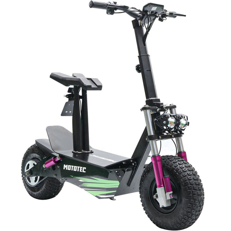 MOTOTEC - Mars 2500w 60v Electric Scooter