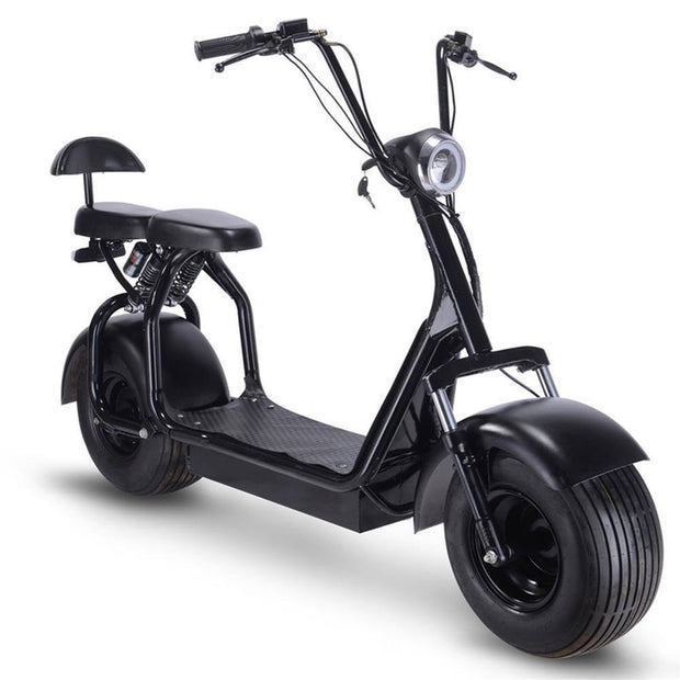 MOTOTEC - Knockout 48v 1000w Electric Scooter - BestElectricCityRides.com
