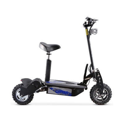 MOTOTEC - Chaos 2000w 60v Lithium Electric Scooter - BestElectricCityRides.com