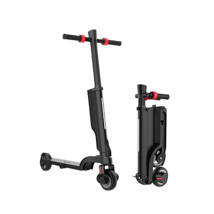 X6 -250W- Very Light Mini  BackPack Folding Electric Scooter