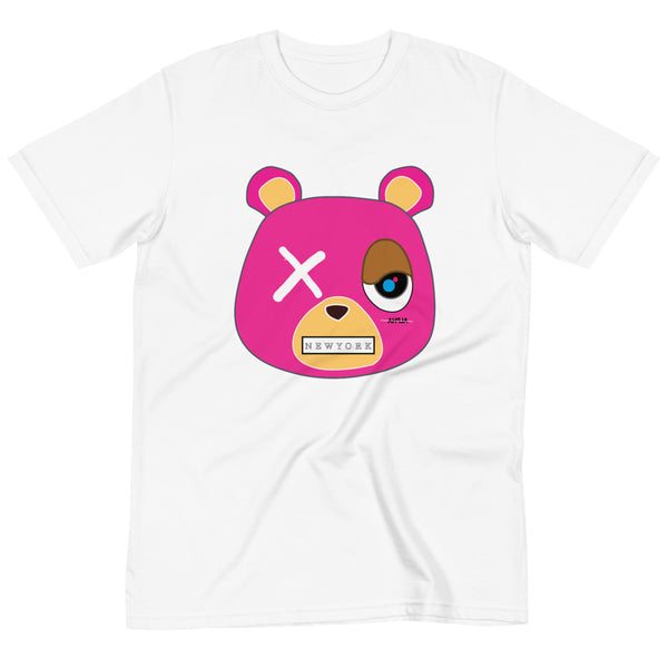 Alpha X bear Organic T-Shirt