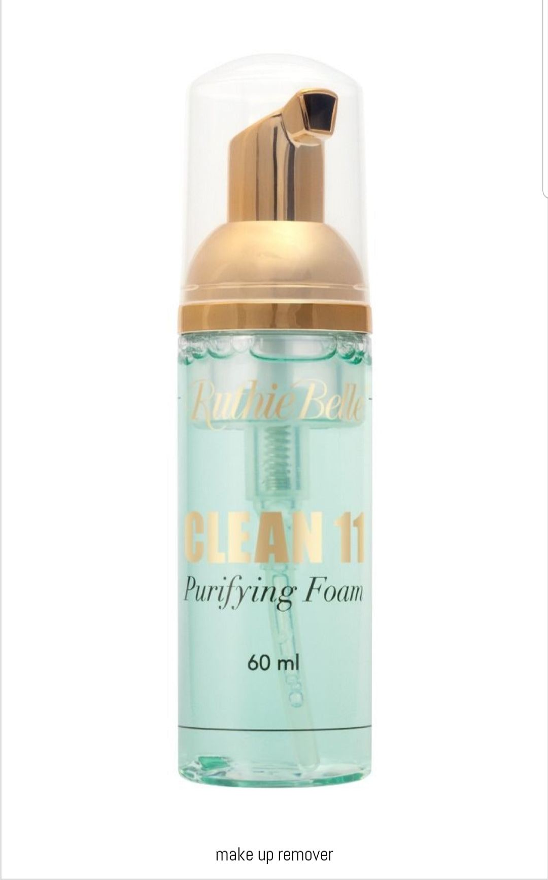 Clean 11 Purifying Foam 60ml