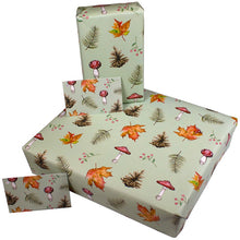 Load image into Gallery viewer, Christmas Recycled Wrapping Paper Bundle Festive Woodland