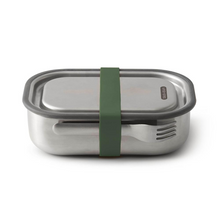 Load image into Gallery viewer, Stainless Steel Leakproof Lunchbox Large 1ltr