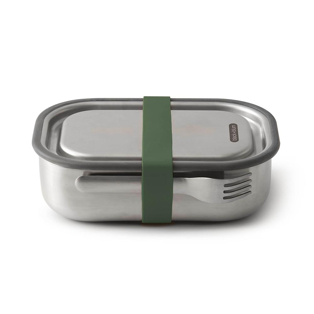 Stainless Steel Leakproof Lunchbox Large 1ltr