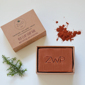 Red Clay Soap Bar 100g