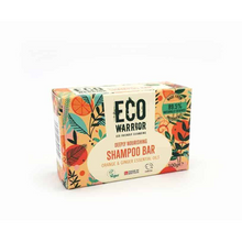 Load image into Gallery viewer, Shampoo Bar Orange & Ginger 100g