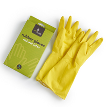 Load image into Gallery viewer, Compostable Natural Latex Rubber Gloves