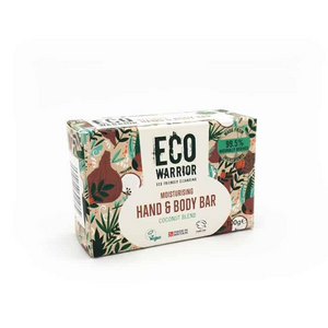 Hand & Body Bar Coconut 100g