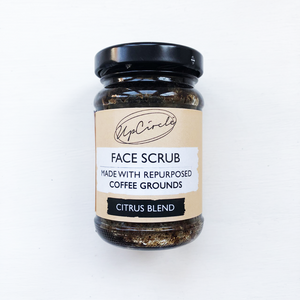 Coffee Face Scrub Citrus Blend 100g