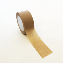 Load image into Gallery viewer, Eco Plastic Free Paper Tape 50mm x 50m