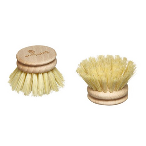 Wooden Dish brush Replacement Head