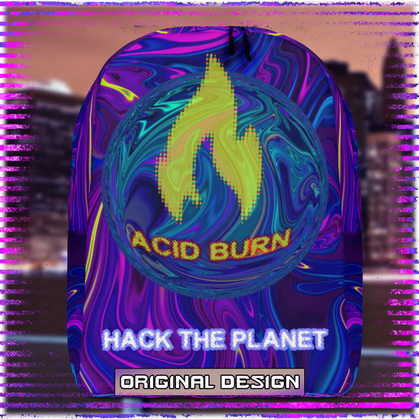 Acid Burn: Basic Hackers Backpack