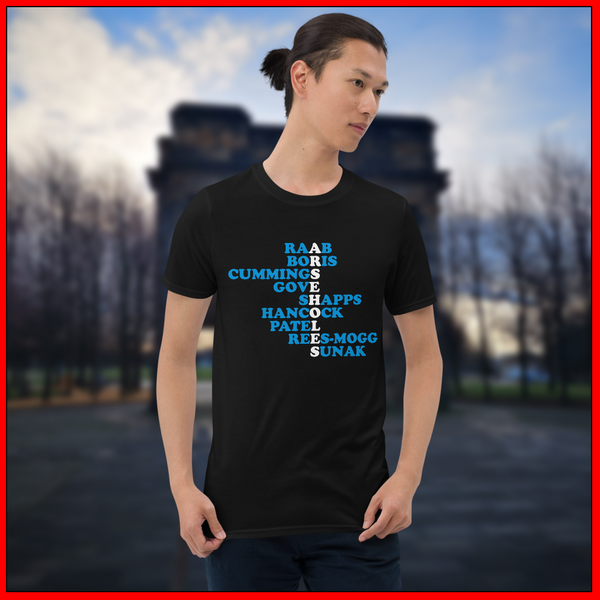 Arsehole Conservatives Unisex T-Shirt