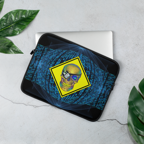 Crash Override: Hackers Laptop Sleeve