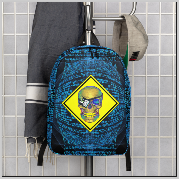 Crash Override: Basic Hacker Backpack