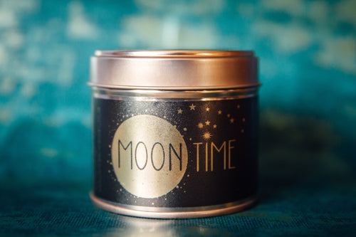 Moon Time Candle