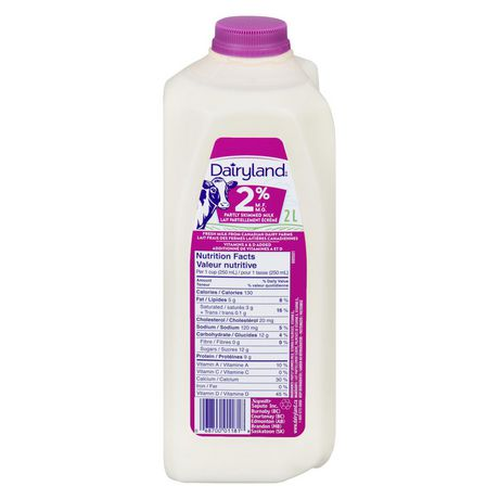 Dairyland 2% Milk