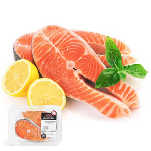 Your Fresh Market Atlantic Salmon Steaks
