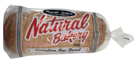 Natural Bakery Canadian Rye