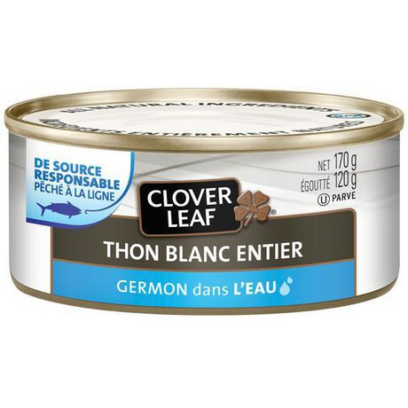 Clover LEAF® Solid White Tuna in Water