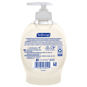 Softsoap Liquid Hand Soap, Soothing Aloe Vera