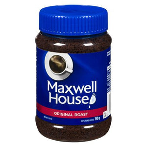 Maxwell House Original Roast Instant Coffee