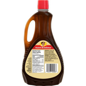 Aunt Jemima Butter Flavoured Syrup