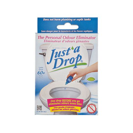 Just'a Drop Toilet Odour Eliminator