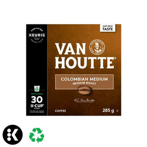 Keurig® Van Houtte® Colombian Medium Roast  Recyclable K-Cup® PODS