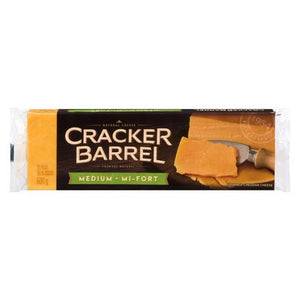 Cracker Barrel Medium Cheddar Cheese