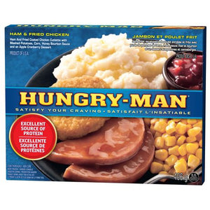 Hungry-Man Ham And Fried Chicken Frozen Meals