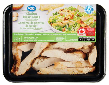 Great Value Chicken Breast Strips