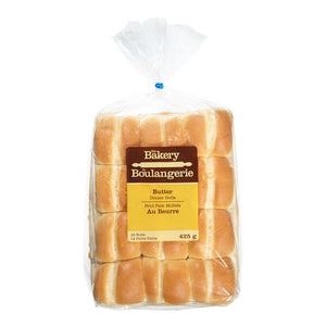 The Bakery Butter Dinner Rolls
