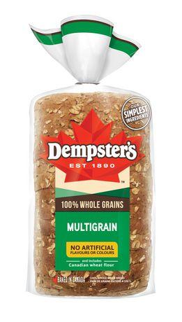 Dempster's 100% Whole Grains Multigrain Bread