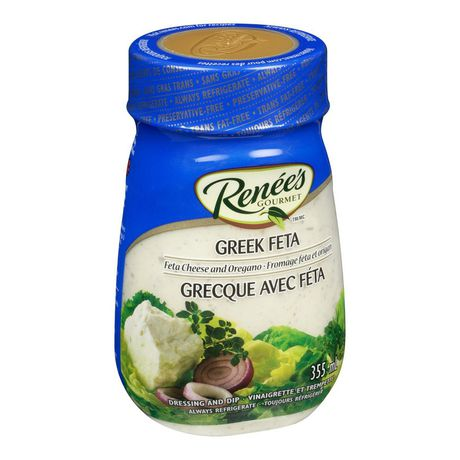 Renees Greek Feta Dressing