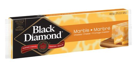 Black Diamond Bars Marble 400g