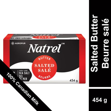 Natrel Salted Butter